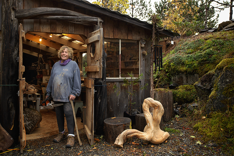 The Carving Shed