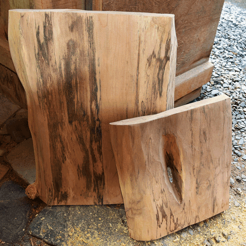 Spalted Maple for Carving Boards