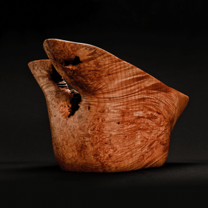 Birds Eye Maple Bowl